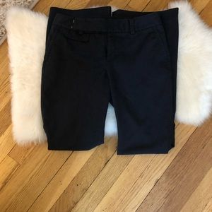 Banana republic Martin fit black pants